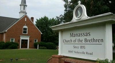 Photo of Church Manassas Church Of The Brethren at 10047 Nokesville Rd, Manassas, VA 20110, United States
