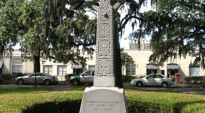 Photo of Park Emmett Park at 300-398 E Bay St, Savannah, GA 31401, United States