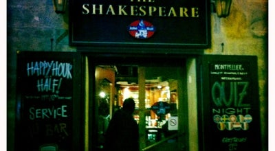 Photo of Pub The Shakespeare at 12 Rue De La Petite Loge, Montpellier 34400, France