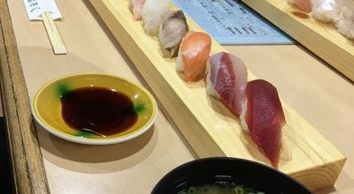 Photo of Sushi Restaurant 廻鮮富寿し 上越みなと店 at 下源入277-1, 上越市, Japan