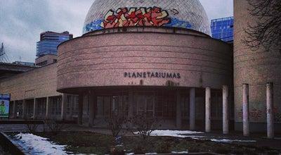 Photo of Planetarium Planetariumas at Konstitucijos Pr. 12a, Vilnius 09308, Lithuania