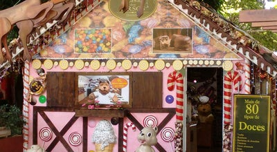 Photo of Dessert Shop Casa dos Ursos Doceria at Praça João Pessoa, 143, Serra Negra, Brazil