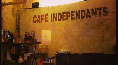 Photo of Cafe Café Indépendants at 中京区弁慶石町56, Kyoto, Japan