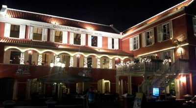 Photo of Caribbean Restaurant Gouverneur de Rouville at De Rouvilleweg 9-f, Willemstad, Curacao