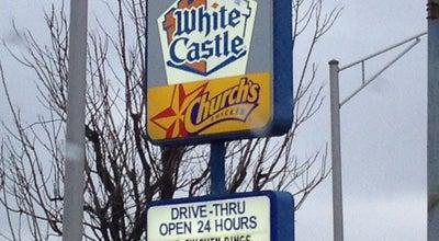 Photo of Fast Food Restaurant White Castle at 1404 Broadway, Nashville, TN 37203, United States