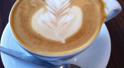 Photo of Cafe Transcend Coffee at 9869 62 Ave Nw, Edmonton, AB T6E 0E4, Canada