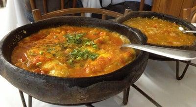 Photo of Seafood Restaurant Restaurante Pirão at R. Joaquim Lírio, 753, Vitória 29055-460, Brazil