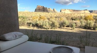 Photo of Resort Amangiri at 1 Kayenta Rd., Canyon Point, UT 84741, United States