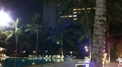 Photo of Pool Swimming Pool Hotel Borobudur Jakarta at Jl. Lapangan Banteng Selatan, Jakarta Pusat, Indonesia