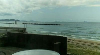 Photo of Beach 綾羅木海水浴場 at 綾羅木本町7, 下関市, Japan