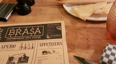 Photo of Steakhouse Brasa Restaurant at Knokke, Belgium
