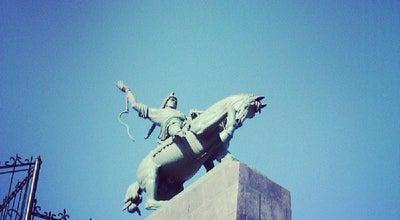 Photo of Monument / Landmark Памятник Салавату Юлаеву at Площадь Салавата Юлаева, Уфа, Russia