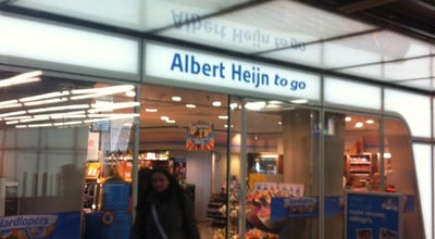 Photo of Convenience Store Albert Heijn to go at Stationsplein 157, Arnhem 6811 KL, Netherlands