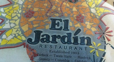Photo of Mexican Restaurant el jardin at 157 S Sierra Ave, Oakdale, CA 95361, United States