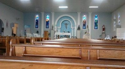 Photo of Church Igreja Nossa Senhora Aparecida at Rua Jaime Dorcy, Juazeiro do Norte, Brazil