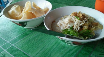 Photo of Breakfast Spot Bubur Ayam Lembur Kuning at Patihan Wetan, Ponorogo, Indonesia