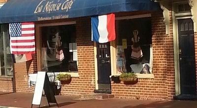 Photo of French Restaurant La Nicoise Cafe at 12 S Braddock St, Winchester, VA 22601, United States