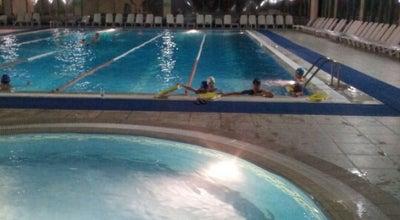 Photo of Pool 25. Yıl Kapalı Yüzme Havuzu at Erciyes Üniversitesi, Kayseri 38039, Turkey