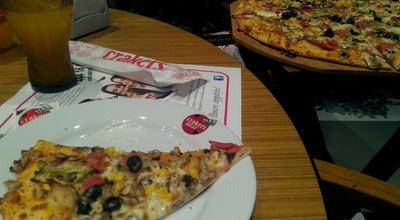 Photo of Mediterranean Restaurant crekars pizza giresun şubesi at Çıtlakkale Mah, Giresun, Turkey