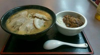 Photo of Ramen / Noodle House くるまやラーメン千葉八街店 at 八街ほ403-1, 八街市, Japan