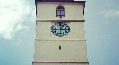 Photo of Monument / Landmark Turnul Sfatului at Sibiu, Romania