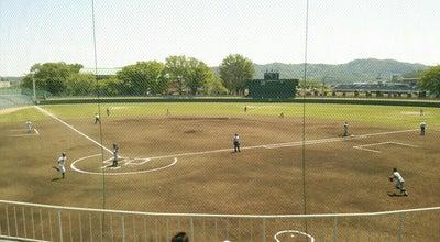 Photo of Baseball Field 信夫ケ丘球場 at 福島市, Japan