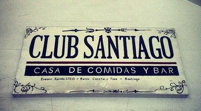 Photo of Diner Club Santiago at Erasmo Escala, Santiago, Chile