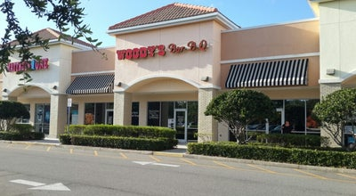 Photo of BBQ Joint Woody's Bar B-Q at 2621 Enterprise Rd, Orange City, FL 32763, United States