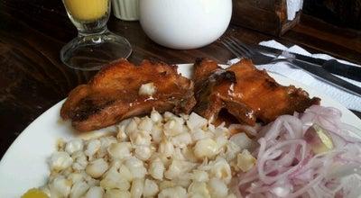 Photo of Breakfast Spot Salón de Te Santo Domingo at Francisco Pizarro, Trujillo, Peru