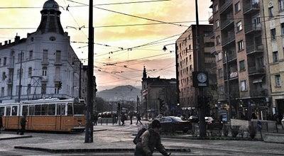 Photo of Plaza Móricz Zsigmond körtér at Móricz Zsigmond Körtér, Budapest 1114, Hungary