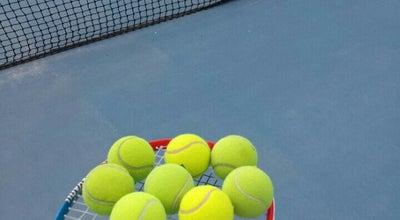 Photo of Tennis Court 4 Eylül Gençlik parkı Tenis Kortu at Turkey