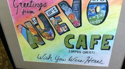 Photo of Sandwich Place Nuevo Cafe at 1124 Ayers St, Corpus Christi, TX 78404, United States