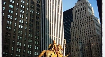 Photo of Plaza Grand Army Plaza at 768 5th Ave, New York, NY 10019, United States