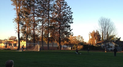 Photo of Playground Sunset Park at 1055 Geneva St, Livermore, CA 94550, United States
