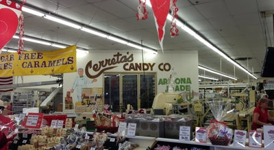 Photo of Candy Store Cerreta Candy Co at 5345 W Glendale Ave, Glendale, AZ 85301, United States