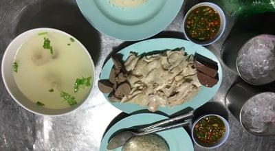 Photo of Thai Restaurant อาตือ ข้าวมันไก่ตอน เลิศรส เทเวศร์ at หน้า Scb เทเวศน์ 10100, Thailand