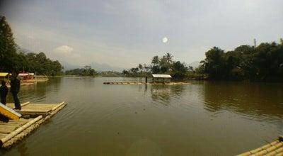 Photo of Lake Situ Cangkuang at Jalan Raya Desa Cangkuang, Garut, Indonesia