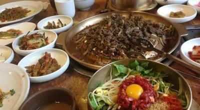 Photo of Korean Restaurant 호남각 at 덕진구 송천동2가 560-3, 전주시 561-822, South Korea