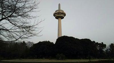 Photo of Monument / Landmark 航空公園 放送塔 at 並木1-13, 所沢市 359-0042, Japan