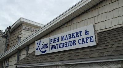 Photo of Seafood Restaurant Klein's Seafood Restaurant at 708 River Rd, Belmar, NJ 07719, United States