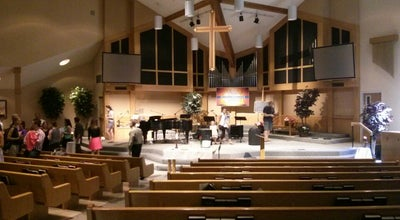 Photo of Church Roseville Covenant Church at 2865 Hamline Ave N, Roseville, MN 55113, United States