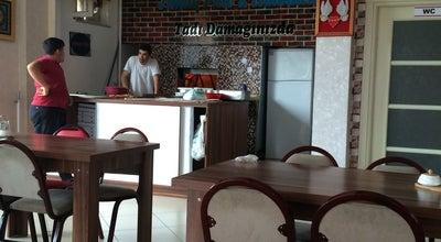 Photo of French Restaurant IRMAK PİDE VE LAHMACUN SALONU at Çiçek Petrol Arkası, Tokat, Turkey