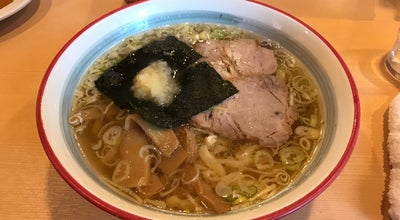 Photo of Food 手打ちらーめん 夢現 at 緑町1-11-3, 館林市 374-0025, Japan