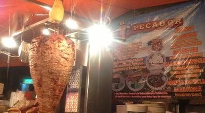 Photo of Taco Place Taqueria El Pecador at Calle 24, Nezahualcoyotl 57410, Mexico