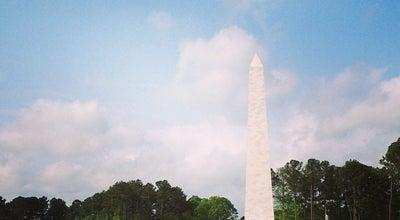 Photo of Monument / Landmark Washington Monument (cell tower) at Interstate 55, Ridgeland, MS 39157, United States