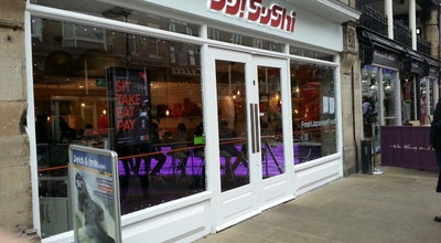 Photo of Japanese Restaurant YO! Sushi at 46 Bridge Street, Chester CH1 1NQ, United Kingdom