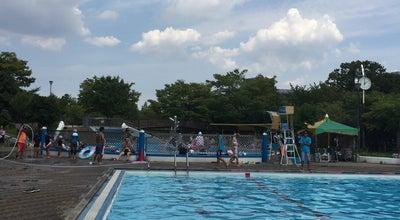 Photo of Pool 樋之池公園プール at 樋之池町11-33, 西宮市 662-0084, Japan
