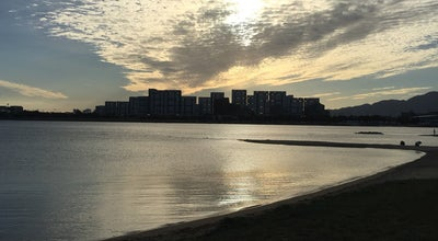 Photo of Beach 香櫨園浜 at 西宮市, Japan