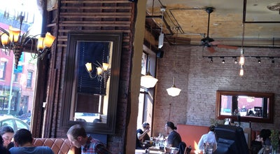 Photo of French Restaurant Brooklyn Label at 180 Franklin St, Brooklyn, NY 11222, United States