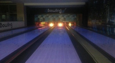 Photo of Bowling Alley 4 Bowling (Capitol Mall) at Skopje, Macedonia